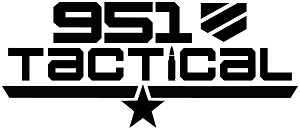 951 Tactical Shield Decal